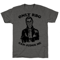 Only RBG Can Judge Me