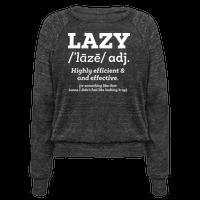 Lazy Definition
