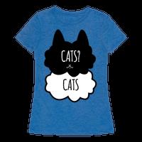 Cats? Cats