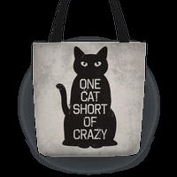 One Cat Short of Crazy