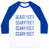 Scary Feet Scary Feet (Text)