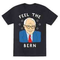 Feel The Bern Tee