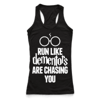 Run Like Dementors Are Chasing You
