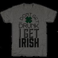 I Get Irish