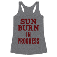 Sunburn In Progress