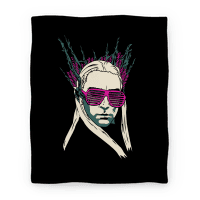 Thranduil Elvish Lord of the Party Blanket