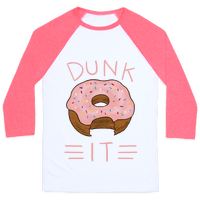 Dunk It (Donut) Baseball