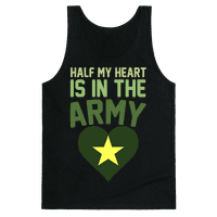 Half Of My Heart Is In The Army