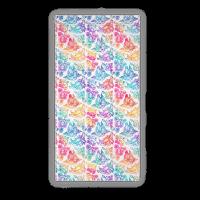 Floral Penis Pattern Rainbow Beach Towel Towel