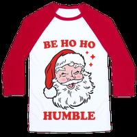 Be Ho Ho Humble