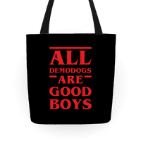 All Demodogs Are Good Boys