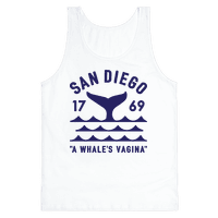 San Diego A Whale's Vagina