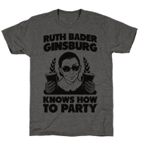 Ruth Bader Ginsburg Knows How to Party