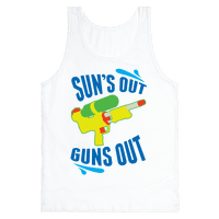 Suns Out, Guns Out