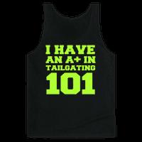 Tailgating 101 Tank