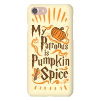 My Patronus is Pumpkin Spice