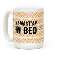 Namasta'ay In Bed