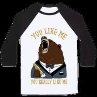 You Like Me You Really Like Me
