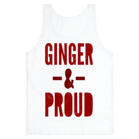 Ginger & Proud