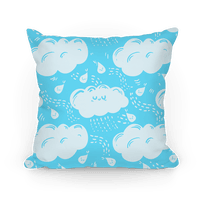 Cutie Rain Clouds (blue)