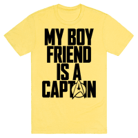 My Boyfriend Is A Captain