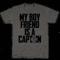 My Boyfriend Is A Captain