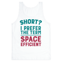 Short? I Prefer the Term Space Efficient