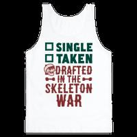 Single Taken Drafted in The Skeleton War