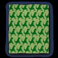 Dino Pattern Blanket