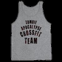 Zombie Apocalypse CrossFit Team