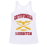 Gryffindor Quidditch (Vintage Tank)