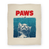 PAWS (JAWS Parody Blanket)