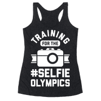 Training For The Selfie Olympics
