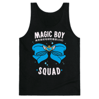 Magic Boy Squad (Blue) Tank