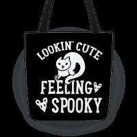 Lookin' Cute. Feeling Spooky.