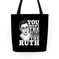 You Want the Ruth? You Can't Handle the Ruth