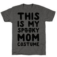 This is My Spooky Mom Costume