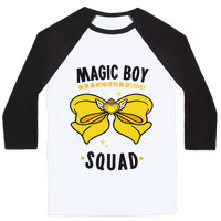 Magic Boy Squad (Yellow)