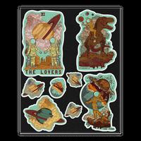 Space Tarot Cards