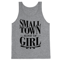 Small Town Kind Of Girl