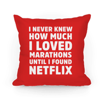 I Never Knew How Much I Loved Marathons Until Netflix