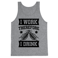 I Work Therefore I Drink (beer)