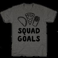 Junk Food Squad Goals