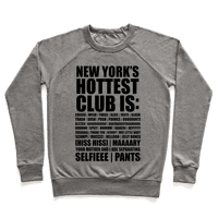 New York's Hottest Club Is (tank)