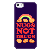 Nugs Not Drugs Phonecase