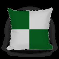 Slytherin House Color Block Pattern