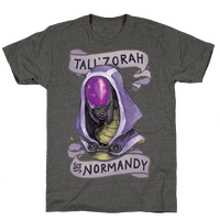 Tali'Zora Vas Normandy