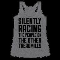Silently Racing