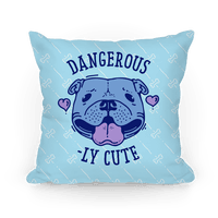 Dangerously Cute Pit bull
