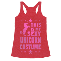 This is My Sexy Unicorn Costume!
